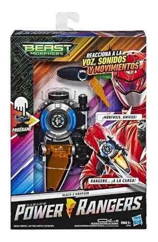 Power Rangers E Beast X Morpher Power Rangers Juguete Ha