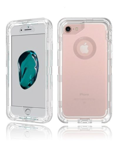 Protector Uso Rudo Tipo Otterbox iPhone 6 6s 7 8 Plus X Xr