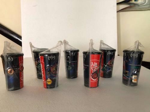 Vasos Coleccionables Coca Cola Con Llavero Destapador