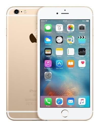 iPhone 6s Plus 64gb Exhibición Cualquier Compañía +
