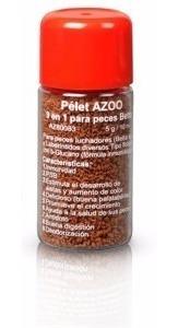 Alimento Betta Azoo 5grs Peces Acuario