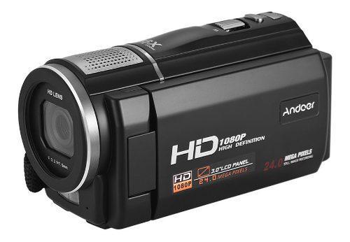 Andoer Hdv-f5 1080p Full Hd Cámara De Video Digital