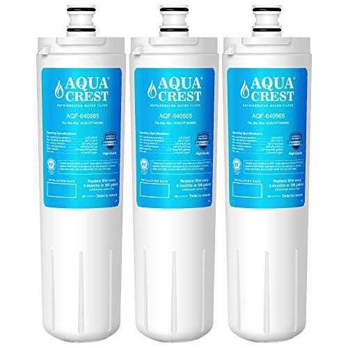 Aquacrest 640565 Reemplazo De Filtro De Agua Para Refrigerad