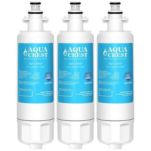 Aquacrest Lt700p Refrigerador De Repuesto Filtro De Agua Co