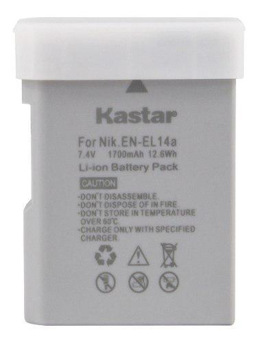 Batería En-el14 En El14 Para Nikon D3300 D3200 D5300 D5200
