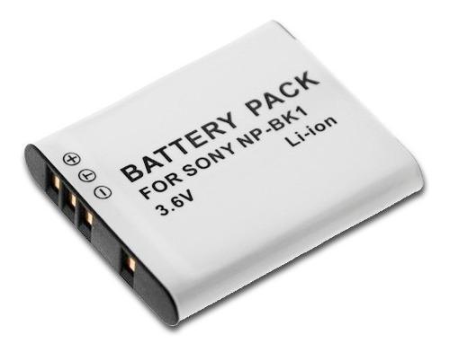 Bateria Camara Digital Sony Dsc-w180 Dsc-w190 Np-bk1