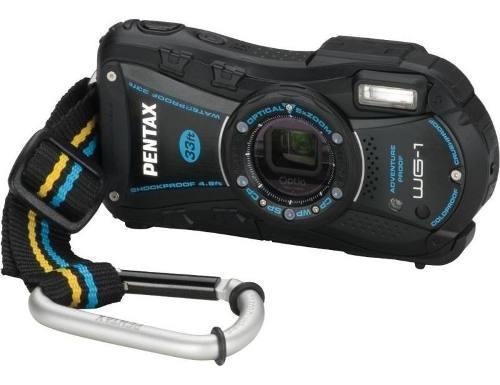 Camara Digital Compacta Pentax Optio Wg-1 14 Megapixeles
