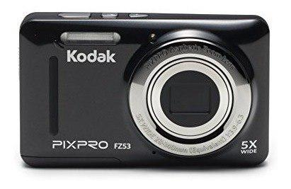 Camara Digital Kodak Pixpro Amigable Zoom Fz53 De 16 Mp Con