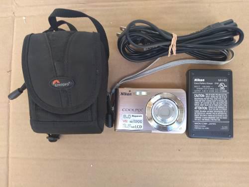 Camara Digital Nikon Coolpix S210