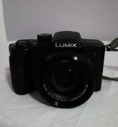 Camara Digital Panasonic Lumix Con Lente Leica