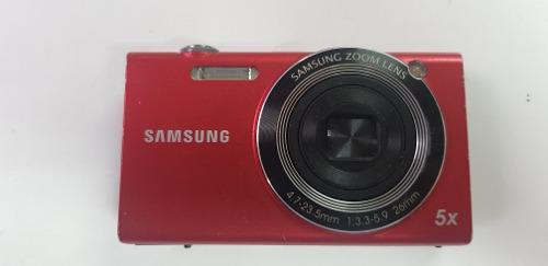 Camara Digital Samsung Sh100 Para Partes O Reparacion Usada