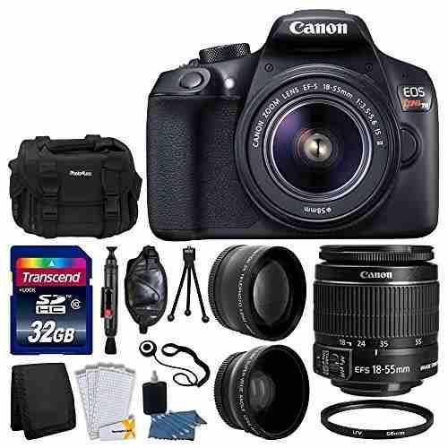 Canon Eos Rebel T6 Camara Slr Digital Cuerpo Y 18-55mm Ef-s
