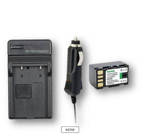 Cargador + Bateria Mod.  Para Jvc Gz-mg330