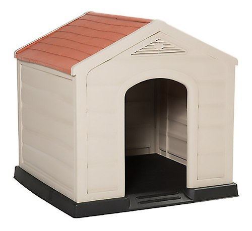 Casa Para Perro Rimax Grande 92 Cm X 90 Cm X 89 Cm