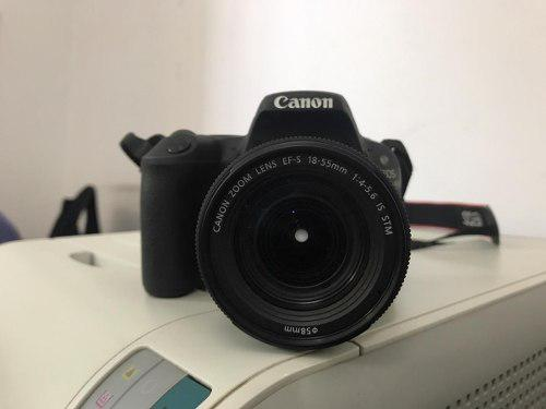 Cámara Digital Canon Eos Rebel Sl2 Usada Perfecto Estado
