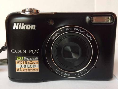 Cámara Digital Nikon Coolpix L30