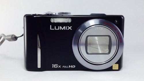 Cámara Digital Panasonic Tz20 Con Lente Leica (inv 486)