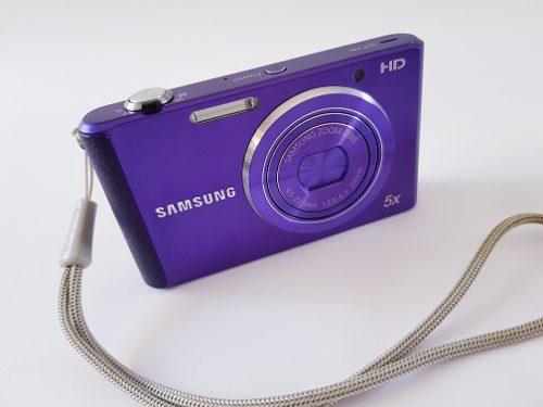 Cámara Digital Samsung St76. 16 Mp