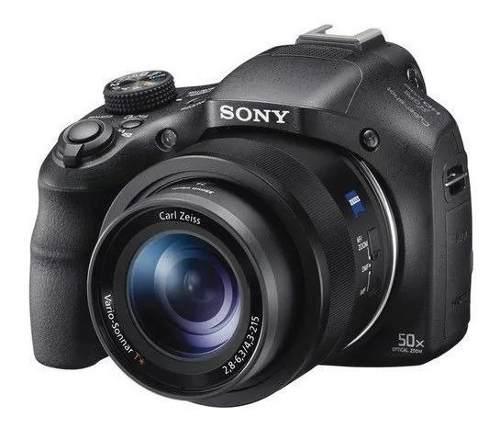 Cámara Digital Sony Hdr - Hx400v Con Zoom Óptico De 50x