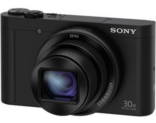 Cámara Digital Sony Wx500 18.2mp Zoom Óptico 30x