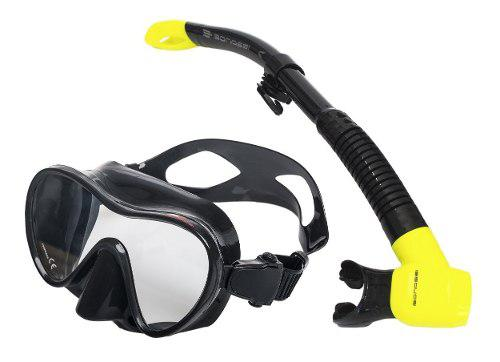 Combo Hercules Bonassi Snorkeling Y Buceo Envío Gratis!!!