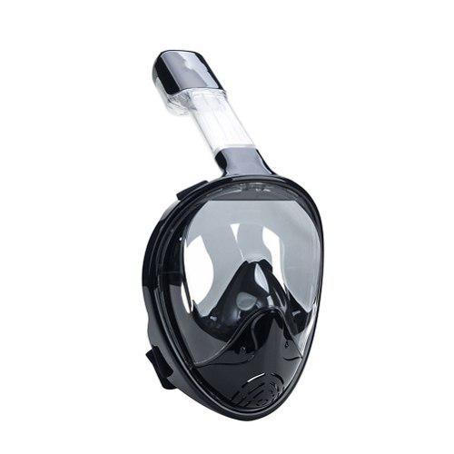 Completo Cara Snorkeling Y Buceo Enmascarar Con 180 Panorám