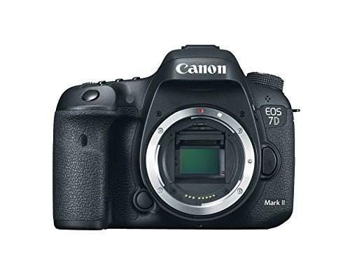 Cuerpo Cámara Canon Eos 7d Mark Ii Digital Slr -negro