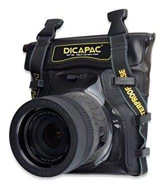 Dicapac Wp-s5 Funda Impermeable Para Camaras Digitales Slr