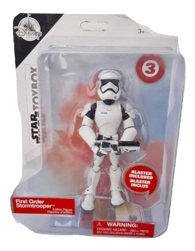 Disney Store Star Wars First Order Stormtrooper Original