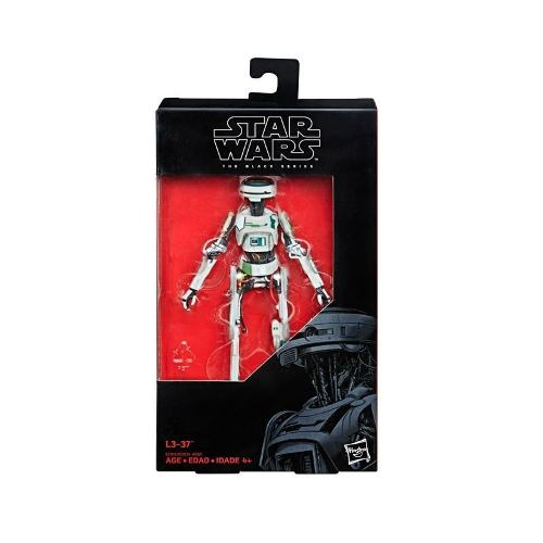 Figura L Pulgadas The Black Series Star Wars