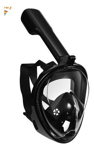 Full Face Snorkel Mask Mascara Buceo 180 Grados