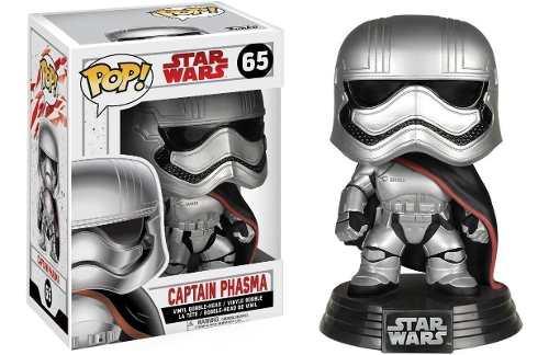 Funko Pop! Star Wars Captain Phasma 65 Original