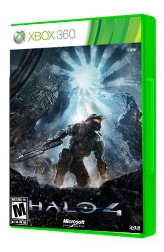 Halo 4 Xbox 360 Fisico En Igamers