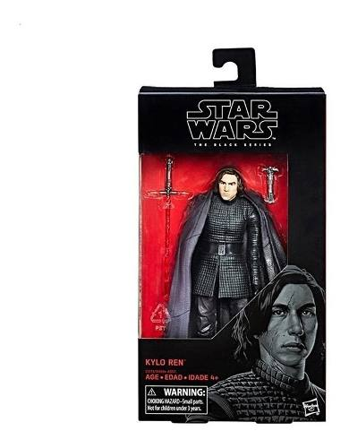 Kylo Ren Star Wars The Black Series