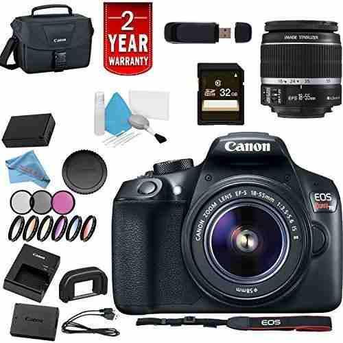 La Cámara Réflex Digital Canon Eos Rebel T6 Con 18-55 Es