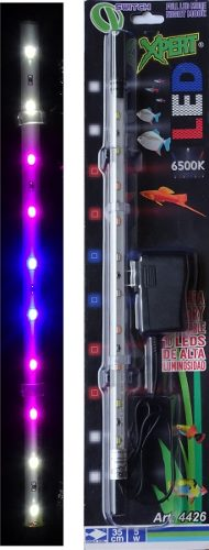 Lampara Led 35cm Sumergible Acuario Pecera Peces