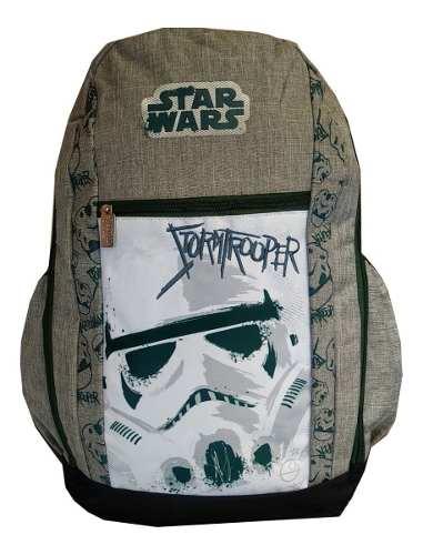 Mochila Backpack Star Wars Stormtrooper Juvenil