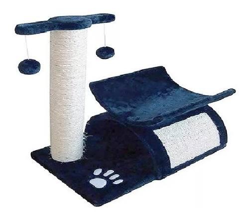 Mueble Para Gato Con Rascador 45 Cm