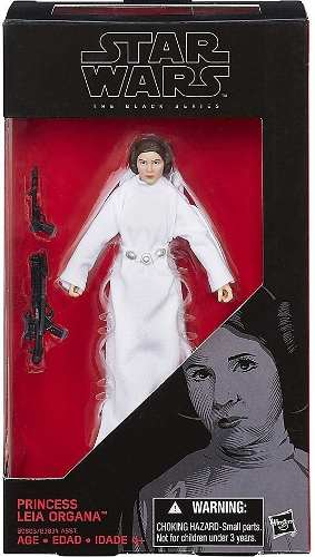 Princess Leia Organa 30 Star Wars Black Series 6' Gamechieff