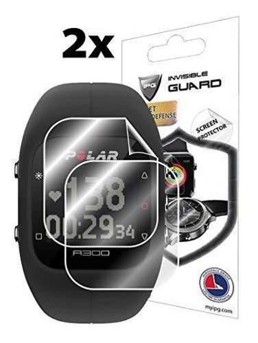 Protector De Pantalla Para Polar A300 Fitness Tracker Reloj