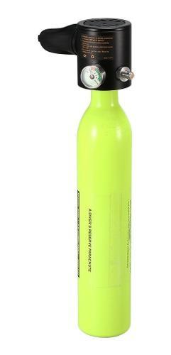 Respirador De Buceo Con Tanque De Aire De Buceo Con Cilindro