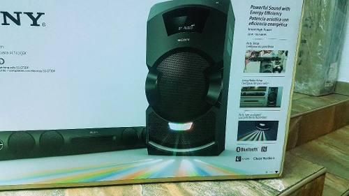 Sony Sistema De Audio Para El Hogar Hcd-g3d