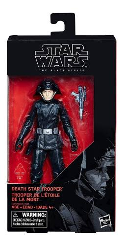 Star Wars Figura Death Star Trooper The Black Serie