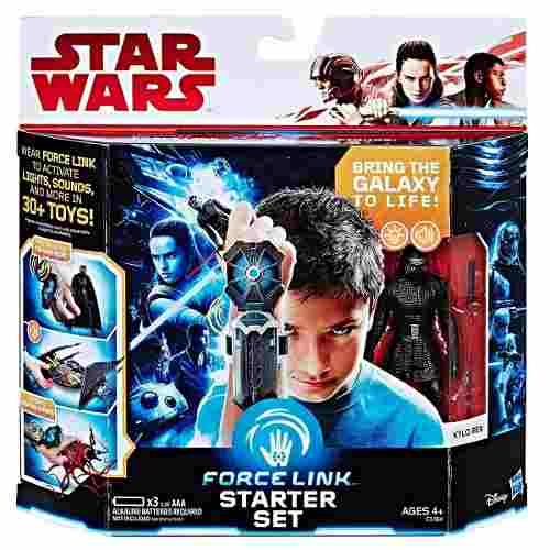 Star Wars Force Link Kit De Inicio Kylo Ren Hasbro