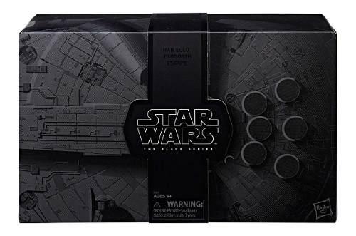 Star Wars Han Solo Exogorth Escape The Black Series Hasbro