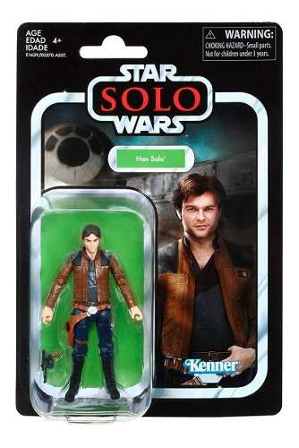 Star Wars Han Solo Kenner Vintage Collection Hasbro