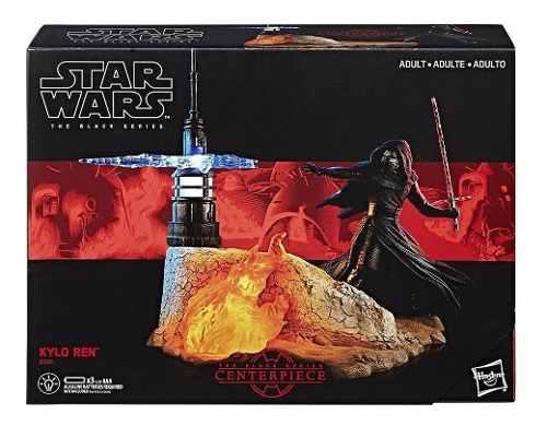 Star Wars Kylo Ren Black Series Centerpiece Hasbro