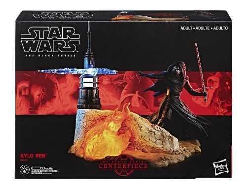 Star Wars Kylo Ren De Black Series Centerpiece Base Con Luz