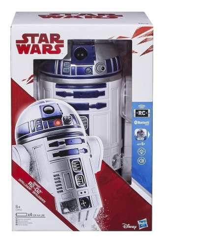 Star Wars Robot Inteligente R2-d2 De Disney