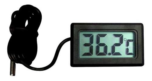 Termómetro Digital Para Refrigerador, Acuario, Congelador.